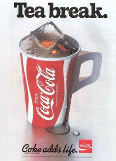 Coca Cola - Tea Break
