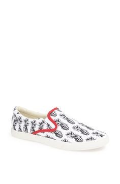 BucketFeet 'Pineappleade White' Sneaker (Women) available at #Nordstrom
