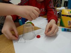 Growing a STEM Classroom: Can You Save FRED? Activity. Would love to do this with older kids.