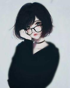 anime girlsss : Visit the post for more. Dark Anime Girl, Cool Anime Girl, Pretty Anime Girl, Beautiful Anime Girl, Kawaii Anime Girl, Anime Art Girl, Manga Girl, Anime Love, Anime Girls
