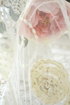 Lace and Roses ~ ❤