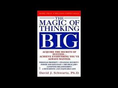 """Listen Free to """"The Magic Of Thinking Big"""" - My Inspired Media"""