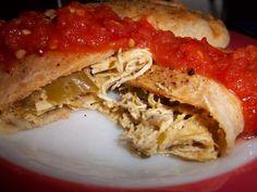 Empanadas de Pollo (Chicken Empanadas) - Hispanic Kitchen