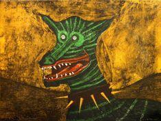 """Chacal (Jackal)"", de la ""Mexican Masters Suite"", litografía en color sobre papel Arches Lámina 22 1/16"" x 29 7/8"", 1973"