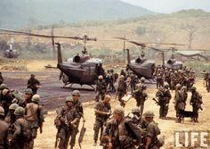Vietnam. La guerra en imágenes