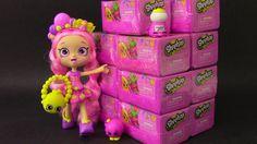 "Shopkins Shoppie ""Bubbleisha"" vs ""Popette's Limited Edition Challenge Be..."