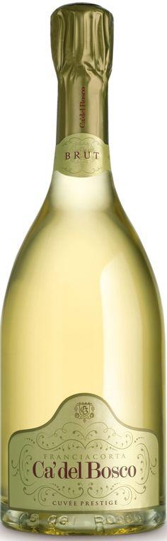 Ca'del Bosco Franciacorta - Italian sparkling wine Sbronzi tour 2012