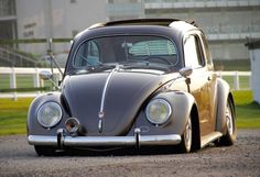 Classic VW - Love the stance