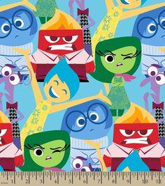 Disney Inside Out Emotions Packed FleeceDisney Inside Out Emotions Packed Fleece,