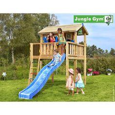 Jungle Gym Playhouse Platform XL - Jungle Gym modulok - Megawood webshop - telített kerti fa áruház