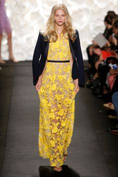 Sfilata Naeem Khan New York - Collezioni Primavera Estate 2015 - Vogue