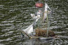 christiania | by antigavin Sailing Ships, Boat, Dinghy, Boats, Ship