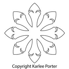 Eight Sided Applique Stained Glass Christmas, Glass Christmas Ornaments, Penny Rug Patterns, Floral Doodle, Doll Dress Patterns, Penny Rugs, Sign Templates, December 25, Quilt Stitching