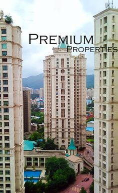 Buttercup 2bhk for sale...  For any kind of apartments / properties in Hiranandani for rent or sale, Please contact: +91-9833168189.
