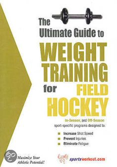 "Read ""The Ultimate Guide to Weight Training for Field Hockey"" by Rob Price available from Rakuten Kobo. The Ultimate Guide to Weight Training for Field Hockey is the most comprehensive and up-to-date field hockey-specific tr. Field Hockey Drills, Basketball Drills, Hockey Coach, Hockey Players, Field Hockey Problems, Hockey Workouts, How Are Things, Hockey Training, Weight Training Programs"