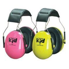 Peltor Kids Ear Defenders - High Viz Green   Shoot Uk Ltd