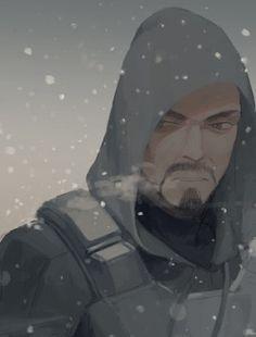 Commander Reyes.