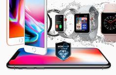 Schützen auch Sie Ihr iPhone X und iPhone 8 (Plus) vor Kratzern und Brüchen mit flüssigem Displayschutz von WOWFIXIT.   WOWFIXIT ist Innovation pur in höchster Qualität. Schütze deine Produkte mit Echtglas, Flüssigglas und den innovativen Schutzhüllen uvm.  Das Produkt ist zertifiziert durch EMI-TÜV SÜD. Iphone 8 Plus, Smartphones, Electronics, Musik, Products, Consumer Electronics