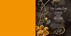 Einladungskarten+-+Ladies+Night Ladies Night, Lady, Girlfriends, Corks, Invitation Cards, Celebration, Invitations, Gifts, Girl Night