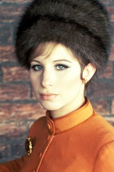 The beauty icons of the 60s - Barbra