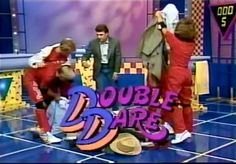 Double Dare and Family Double Dare on Nickelodeon