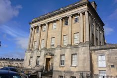No 1 Royal Crescent in Bath John Wood, Museum Architecture, Weekend Deals, Museum Displays, Regency Era, Photo Link, Filming Locations, Historic Homes, House Front