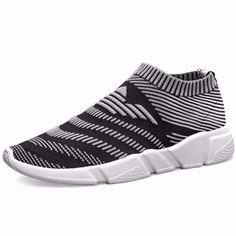 Mens Lightweight Breathable Casual Shoes. Ifrich Walking Shoes For Male  Summer Breathable Mens Sport Trainers ... a3f177f9c