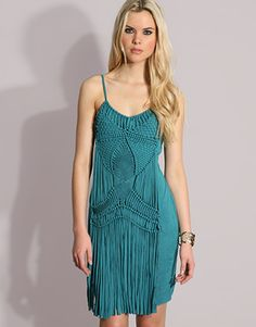 macrame dresses | Macrame Dress