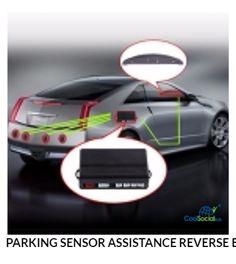 PARKING SENSOR ASSISTANCE REVERSE BACKUP MONITOR S for more details visit http://coolsocialads.com/parking-sensor-assistance-reverse-backup-monitor-s-78528