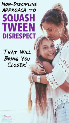The surprisingly simple way to end conflict with your tween, help them better manage their emotions, and build your relationship - without discipline.