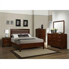 AAFES Exchange - Bleeker 4-Pc. King Bedroom Set