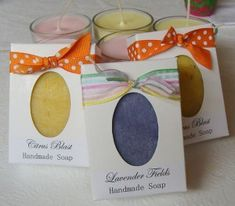 Soap Packaging Ideas | Soap Packaging! | Learn how to make soap!