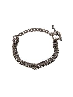 Shop M. Cohen braided chain bracelet in The Webster from the world's best independent boutiques at farfetch.com. Shop 400 boutiques at one address.