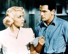 Lana Turner & John Garfield - THE POSTMAN ALWAYS RINGS TWICE