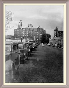 Rockford, Illinois, 1940's.