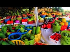 Visiting Farmer's Markets While in an RV - YouTube | www.OptimumRV.com