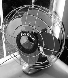 Fasco 1940's electrical fan.