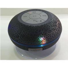 LAX Gadgets Wireless Bluetooth Waterproof Shower Speaker #857333006946
