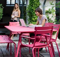 Bistro furniture by fermob made in france accents outdoor garden patios.