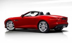 #Jaguar #FType #Cabriolet. Sportive et puissante.