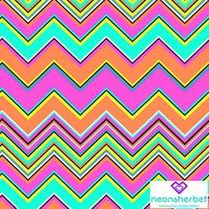 print & pattern: DESIGNER - neonsherbet
