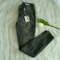 SALE New Jessica Simpson Jeans. Brand new kiss me super skinny jeans  Super comfy.  Color  Grey Available 24, 26,30 Smoke and pet free home. FAST SHIPPING. Jessica Simpson  Pants Skinny