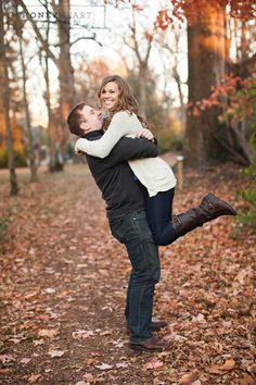 Emily & Chase: Lexington Engagement » Honey Heart Photography