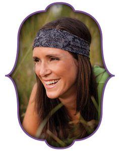 No Slip Eco-Friendly Headbands