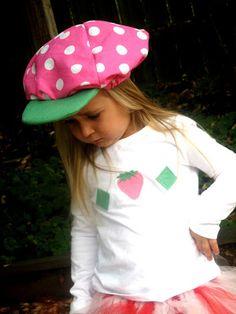 Tutorial: Strawberry Shortcake Hat