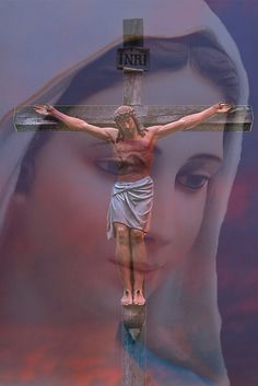 Pa loves you, I love Ma and God loves Ma. Jesus Our Savior, Jesus Art, Pictures Of Jesus Christ, Religious Pictures, Blessed Mother Mary, Divine Mother, Word Pictures Art, Mother Mary Images, Jesus Photo