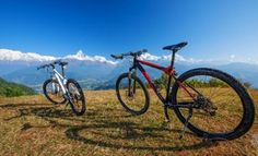 Pokhara Mountain Biking Pedal your way around Pokhara with this sightseeing-mountain biking adventure. Let the Nepali landscape take your breath away Mountain Biking, Perfect Place, Bicycle, Fancy, Activities, Adventure, Landscape, Places, Bicycle Kick