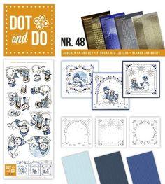 Dot & Do 48 Playful winter