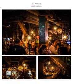 สัมผัสดินแดนแห่งเทพนิยาย กับ The Iron Fairies Wine Bar & Restaurant   27Begin
