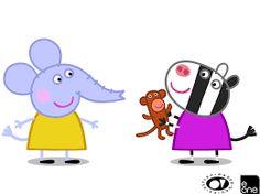 Resultado de imagen de peppa pig characters